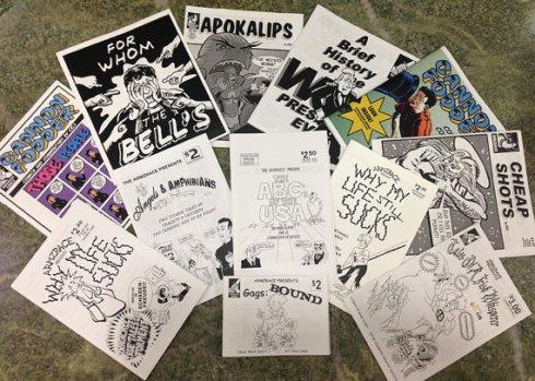 AR-comics