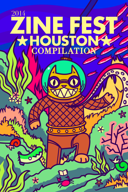 ZFH 2014 Compilation Cover by Sebastian Gomez de la Torre!